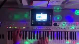 Jak zagrać 8# Playboys-Lejde 2014 keyboard HD