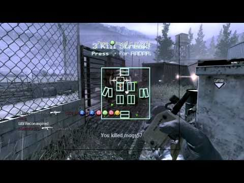 BOOM! Quick... Kill Own Team Three Times Over! (CoD4)