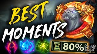URF 1 Hour FUN Montage 2019 - League of Legends Plays | LoL Best Moments #155
