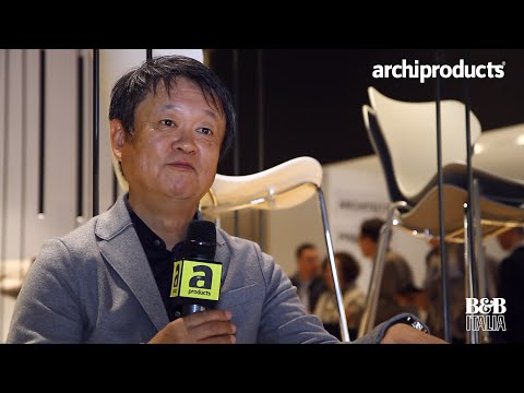 B&B ITALIA | Naoto Fukasawa | Archiproducts Design Selection - Salone del Mobile Milano 2015
