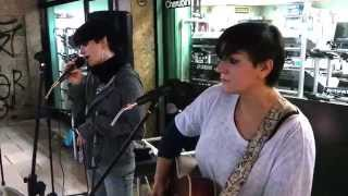 Pink Video - Pink Try Guitar & Vocal : Live Music Video