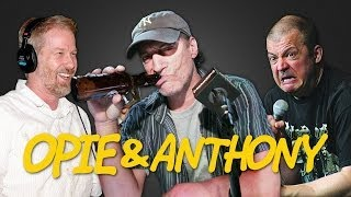 Classic Opie & Anthony: Eating Exotic Animals ft. Patrice O