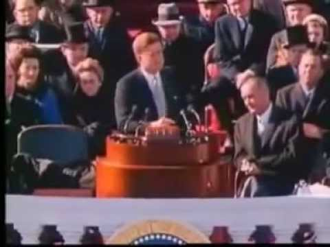 John F Kennedy 'Ask Not'