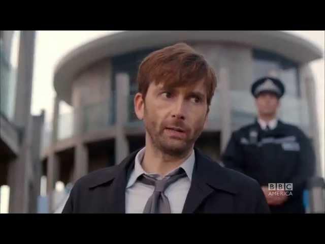 Critics Praise Broadchurch - Returning March 4th at 10/9c on BBC America