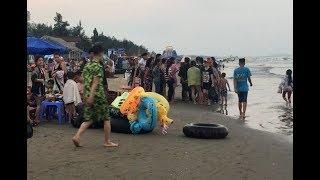 Mới nhất │Toàn cảnh vụ tai nạn đuối nước tại biển Hải Hòa