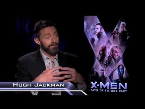 Hugh Jackman Talks Halle Berry, Playing Wolverine, & 80′s Music!