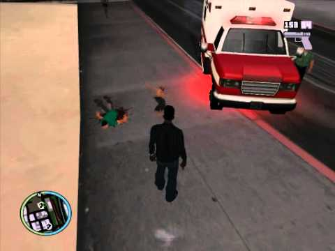 GTA IV LIGHTS