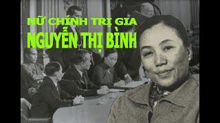 1.345. Nữ chính trị gia Nguyễn Thị Bình