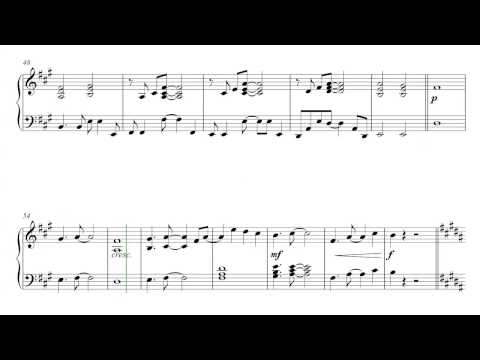 Piano - I Want It That Way - Backstreet Boys Sheet Music Chords...