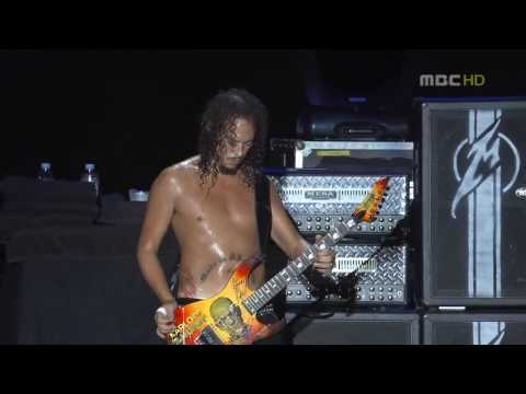 Metallica - Orion (Live @ Seoul, 2006)