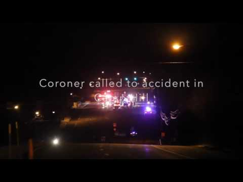 Coroner called to accident scene in Camp Hill
