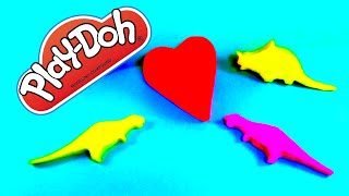 PLAY DOH SURPRISE EGG DINOSAUR FIGHT! – LEGO Marvel Wolverine vs. Thor vs. Lalaloopsy?!