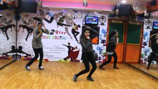 Dance Basanti | Ungli Dance Performance by Step2Step Dance Studio