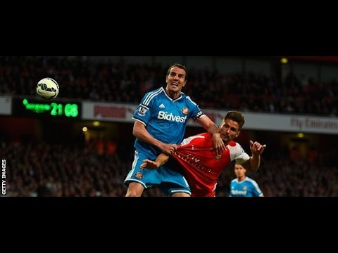 Arsenal vs Sunderland 0-0 all Goals and Highlights 2015