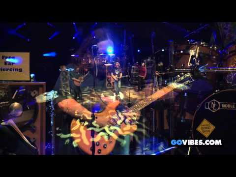 "Dark Star Orchestra performs ""Lazy Lightning into Supplication"" at Gathering of the Vibes 2013"