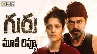 Guru Movie Review || Venkatesh || Ritika Singh || Sudha Kongara