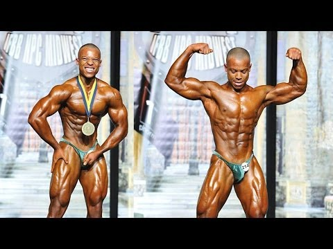 18 Yr Old Teen Is Taking The Body Builder World By Storm - Daveon Hill