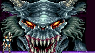 Contra 4 (DS) All Bosses (No Damage)
