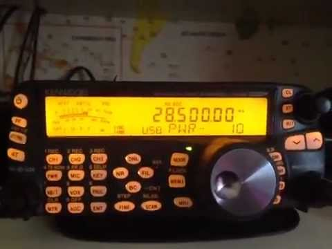 Kenwood TS-480 Sat on 10Mtr