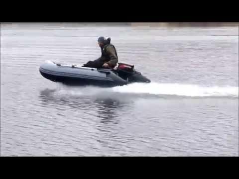 лодка агент 300