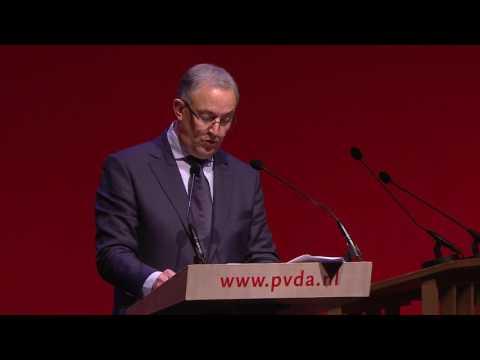 Toespraak Ahmed Aboutaleb op het PvdA verkiezingscongres