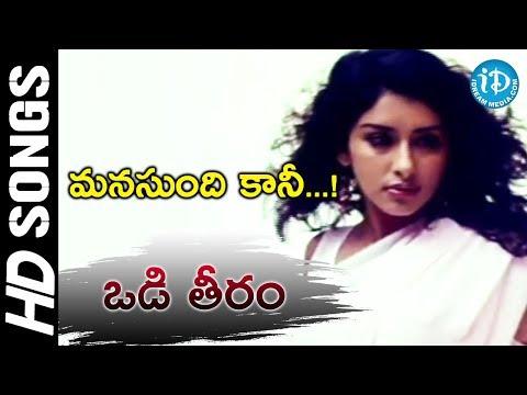 Manasundi Kaani Movie Songs - Odi Teeram Cherukovayya Song - Sriram - Meera Jasmine - Sameeksha video