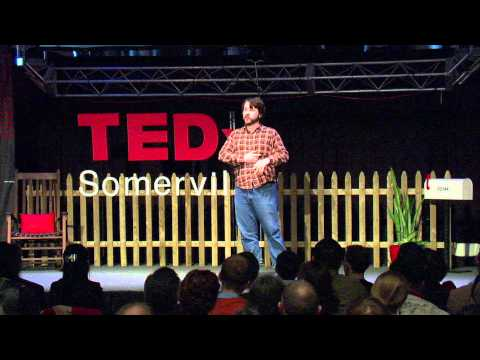 TEDxSomerville - SchuylerTowne - Locks are Beautiful