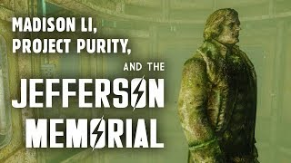 The Full Story of Fallout 3 Part 6: Scientific Pursuits - Project Purity & The Jefferson Memorial