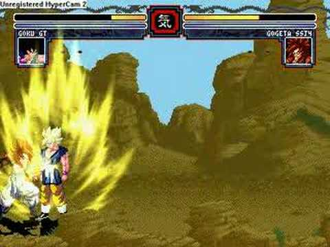 Dragon Ball z Mugen Edition 2011 Dragon Ball z Mugen Edition 3