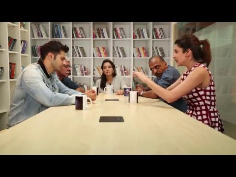 Varun Dhawan and Anushka Sharma | Adda | Film Companion
