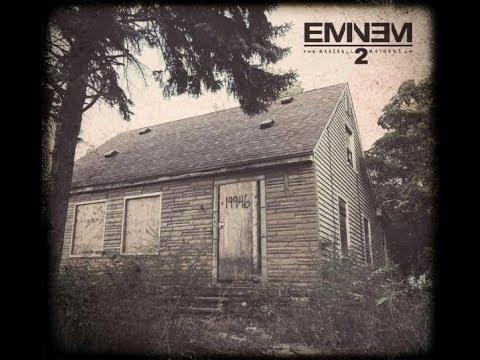 Eminem - MMLP2 [Deluxe Edition] [Full Album] - YouTube Eminem Survival Album Cover