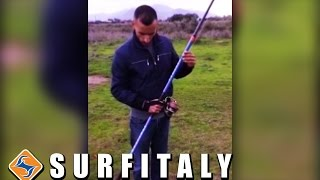 SURFITALYfishing.com Powered 170 - Test di lancio di un cliente