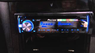 Pioneer DEH-X6600DAB Digital Radio Car CD MP3 Stereo USB Aux iPod iPhone Android