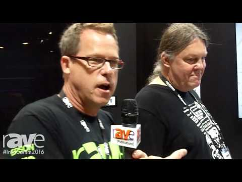 InfoComm 2016: Gary Kayye Interviews Crestron About New Exhibits at InfoComm