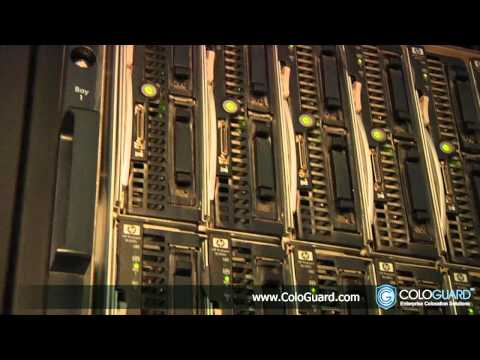 ColoGuard Secure Colocation Datacenter in Brooklyn, New York