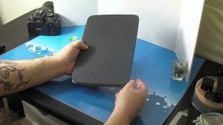 Nexus10 Book Cover hands-on