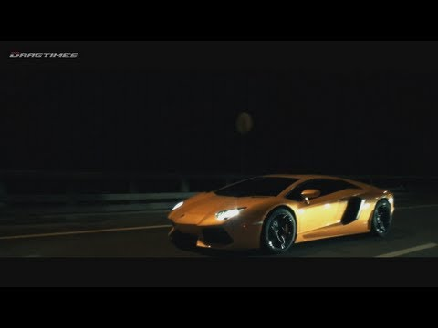 Lamborghini LP 700-4 Aventador vs Nissan GT-R Ecutek (700 HP) Music Videos