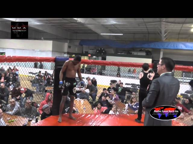 Exiled MMA Fight # 18