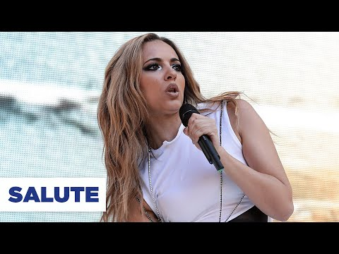 Little Mix - Salute (summertime Ball 2014) video