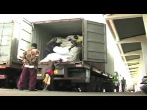 Transportation Problems in Elmina Ghana GH West-Africa 2016   BITLOAD LOGISTICS Call: +23 32 462 555