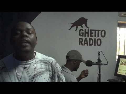 Ghetto Radio and Nairobi's DJ Rowbow with Paul Avion