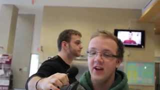 Awkward Interviews at McMaster University Ft Pat Greenall