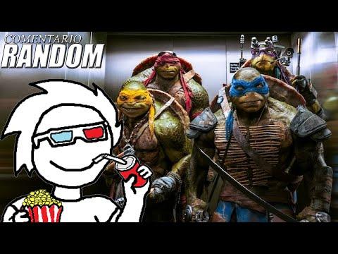 Teenage Mutant Ninja Turtles (2014) | Comentario Random