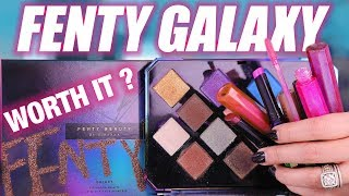UNBIASED ... FENTY BEAUTY GALAXY REVIEW