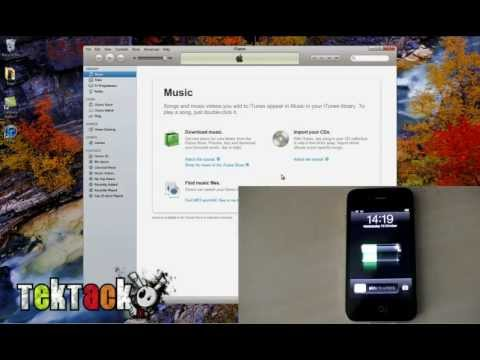 How to Restore/Reset iPad/iPod/iPhone 4/4S/5- TEKTACK