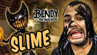 SLIME PRETA DO BENDY AND THE INK MACHINE