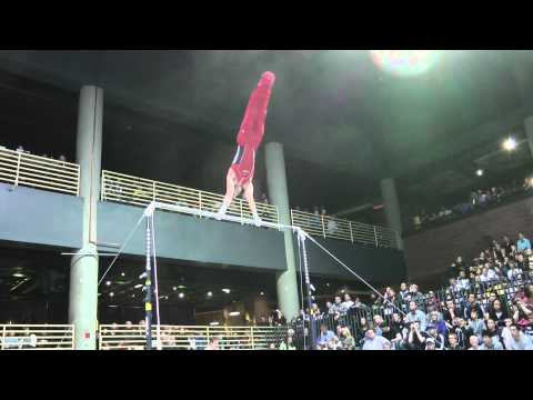 Jake Dalton - High Bar - 2012 Winter Cup Finals