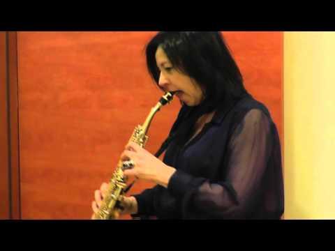 Warszawskie Przedszkole Muzyczne - Pokaz Saksofonu - Alina Mleczko