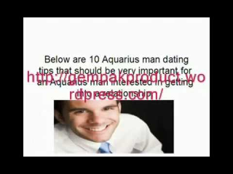 rules for dating the aquarius man If you are dating aquarius man, you should read on to discover some facts about  the  it rules over the fields of invention, aerodynamics, and modern science.