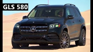 2020 Mercedes GLS 580 4MATIC - Offroad Features & Performance